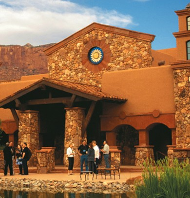 Gateway Canyons Resort