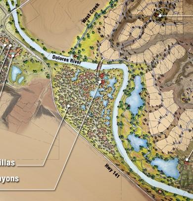 Gateway Canyons Community